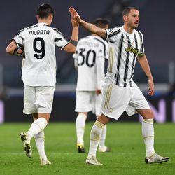 AlVARo Morata had three goals disallowed for offside