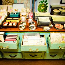 """Finally, end your afternoon at indie boutique <a href=""""http://www.shoplimonaia.com/"""">Limonaia</a> (1325 Montana Ave). This charming giftables boutique stocks stylish stationery by brands like Rifle Paper Co., colorful home decor, adorable kids gifts, and"""