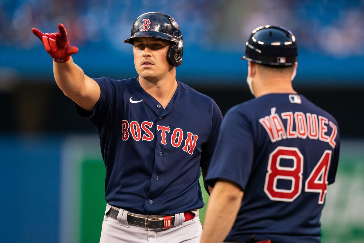 MLB: Game Two-Boston Red Sox at Toronto Blue Jays