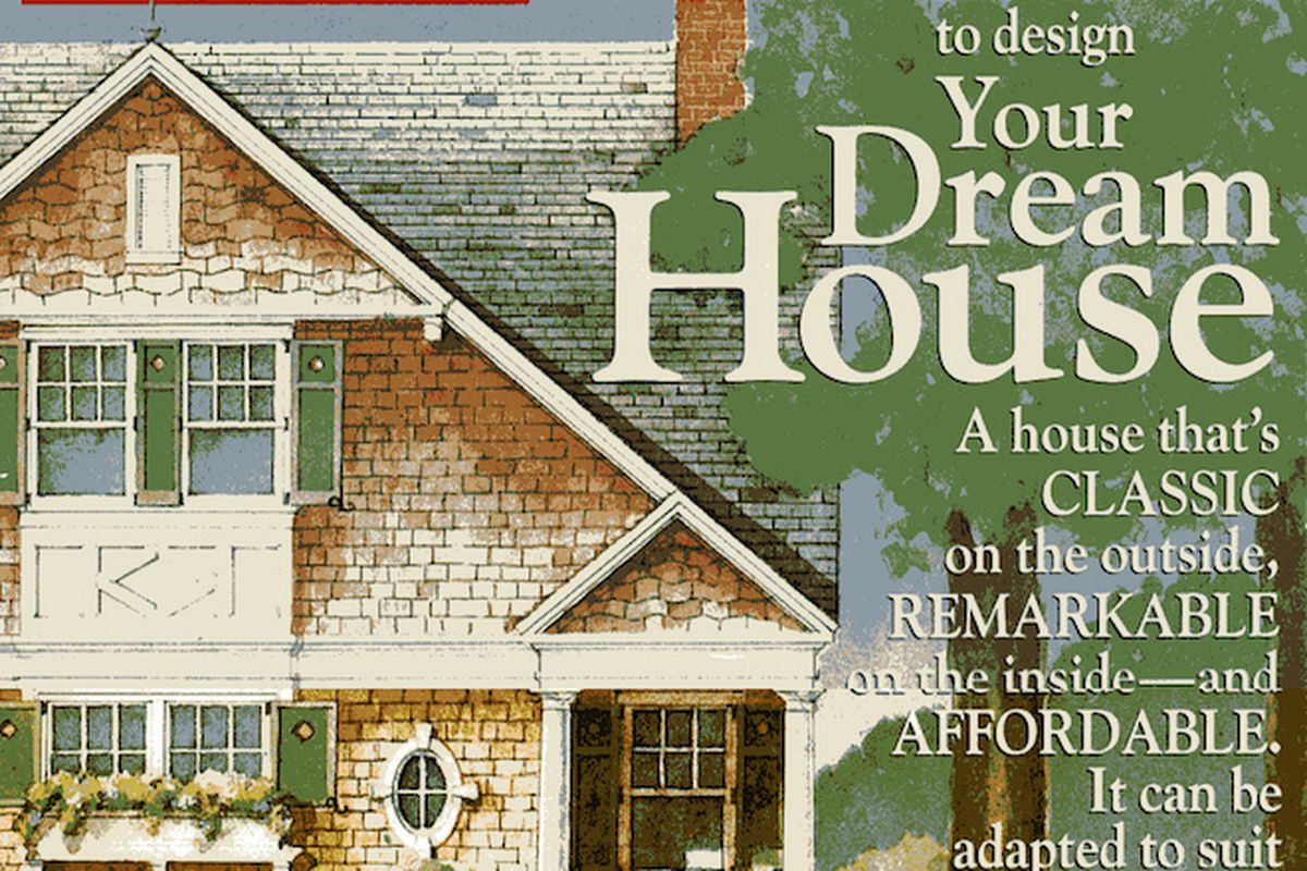 Design Your Dream Home designs from dream house plans and building our dream home floor plans The June 1994 Cover Of Life Announcing The First Dream Home Designed By Architect Robert Am Stern