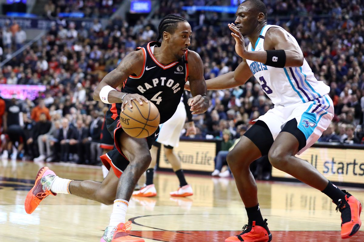 2020 Charlotte Hornets Free Agent Forum Rondae Hollis Jefferson At The Hive