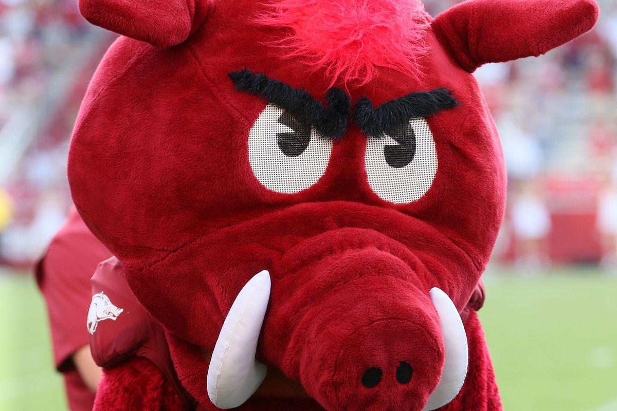 NCAA Football: Colorado State at Arkansas