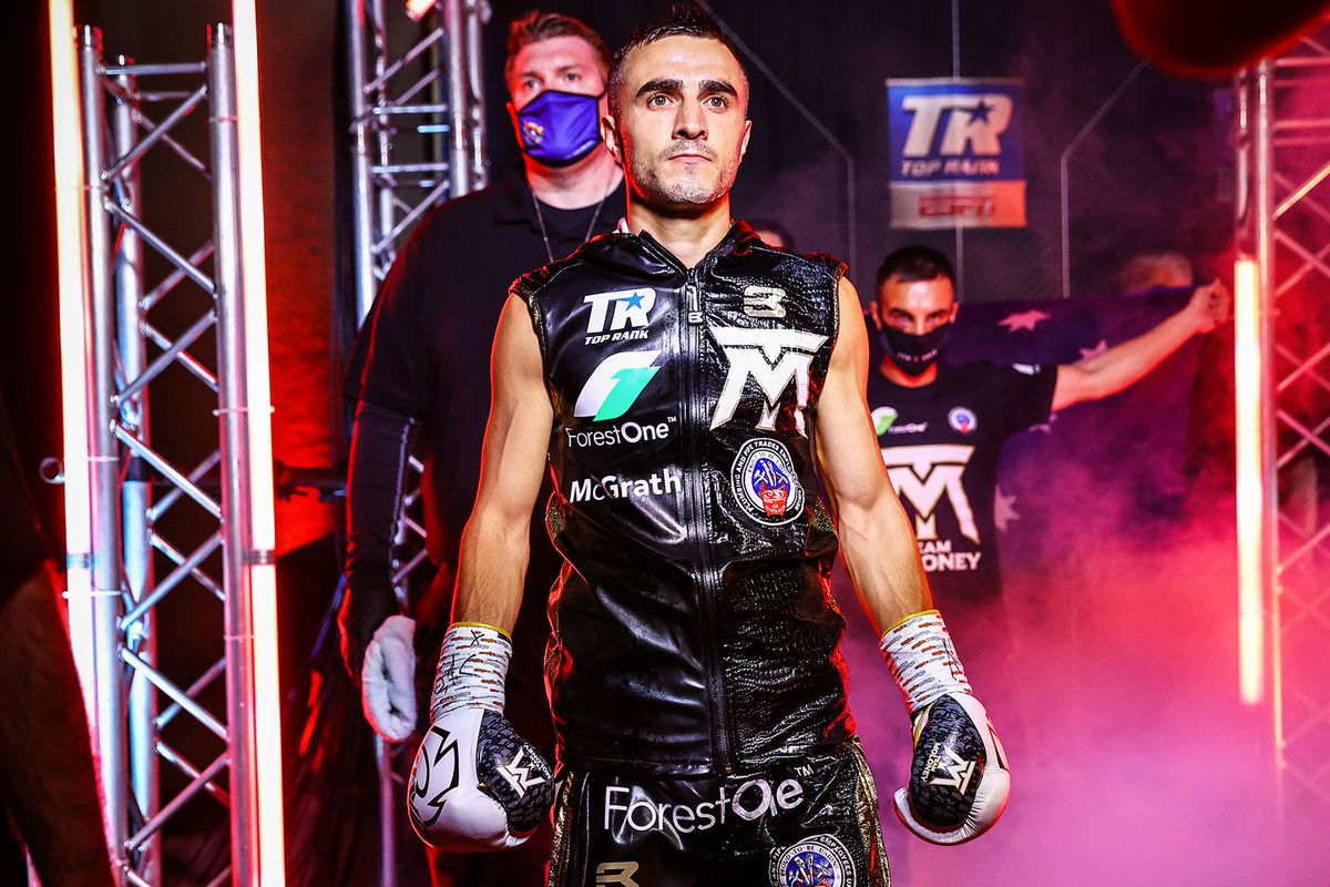 Inside Top Rank'S 'Bubble' Set-Up With Jason Moloney - Bad Left Hook