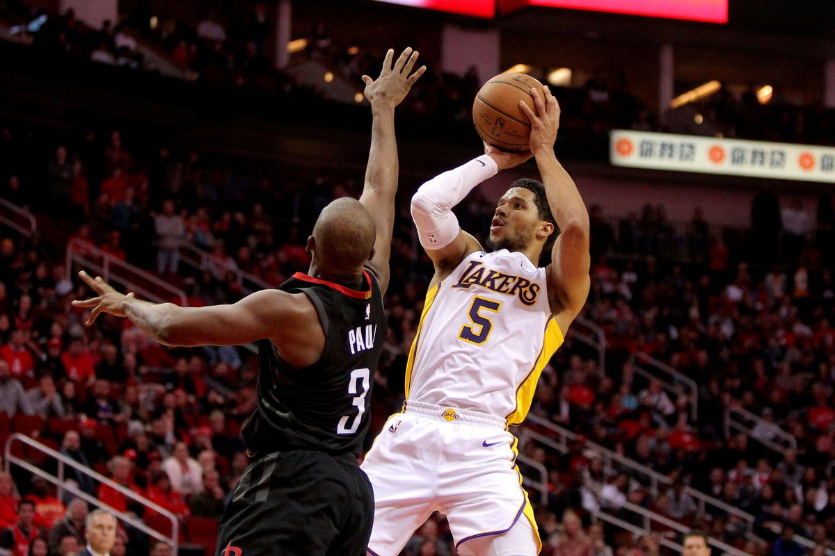 lakers vs. rockets: game preview, starting time, tv schedule