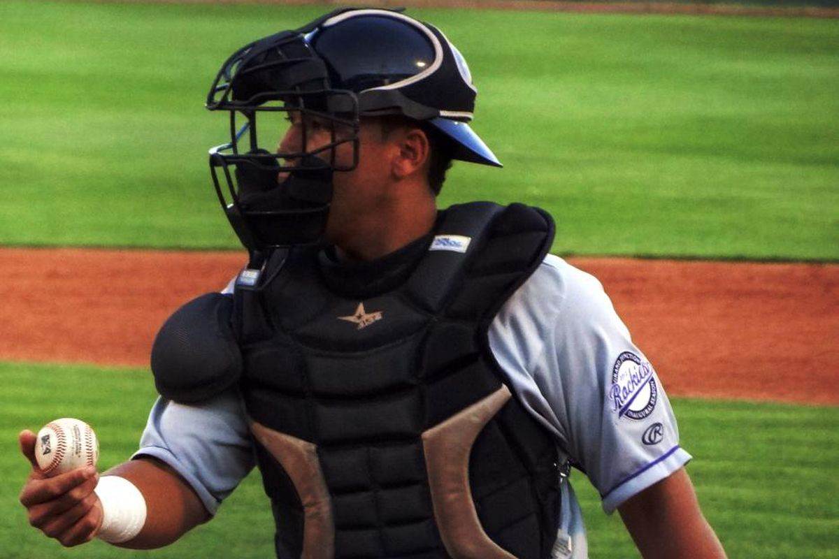 Is Wilfredo Rodriguez or another Rockies catcher ready to follow Wilin Rosario to the Major Leagues?