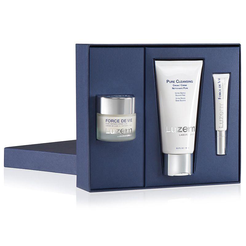 Luzern Laboratories Limited Edition Daytime Skincare Boxed Set, $250