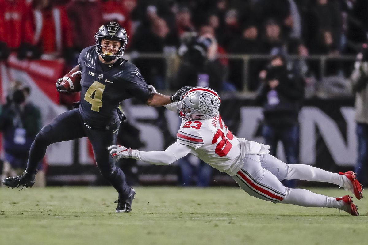 Enemy At The Gates, Pt. 1: Purdue's Aerial Attack