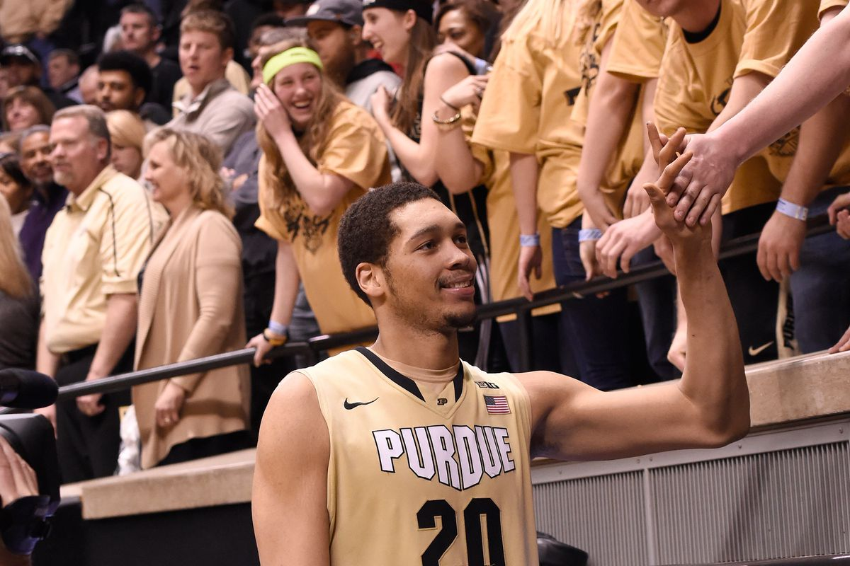 A.J. Hammons will be enjoying his time off by eating pizza.