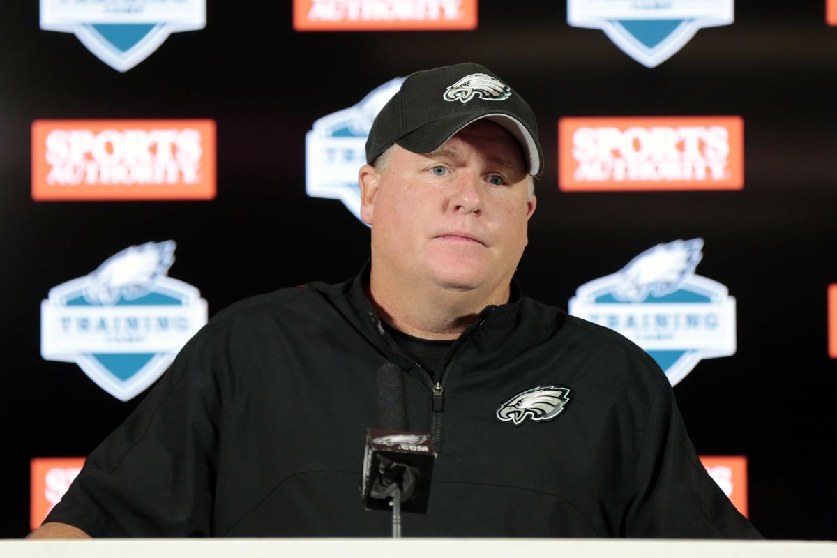 NFL: AUG 13 Eagles-Patriots Joint Training Camp