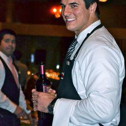 Ryan Kerrigan's Celebrity Waiter Night