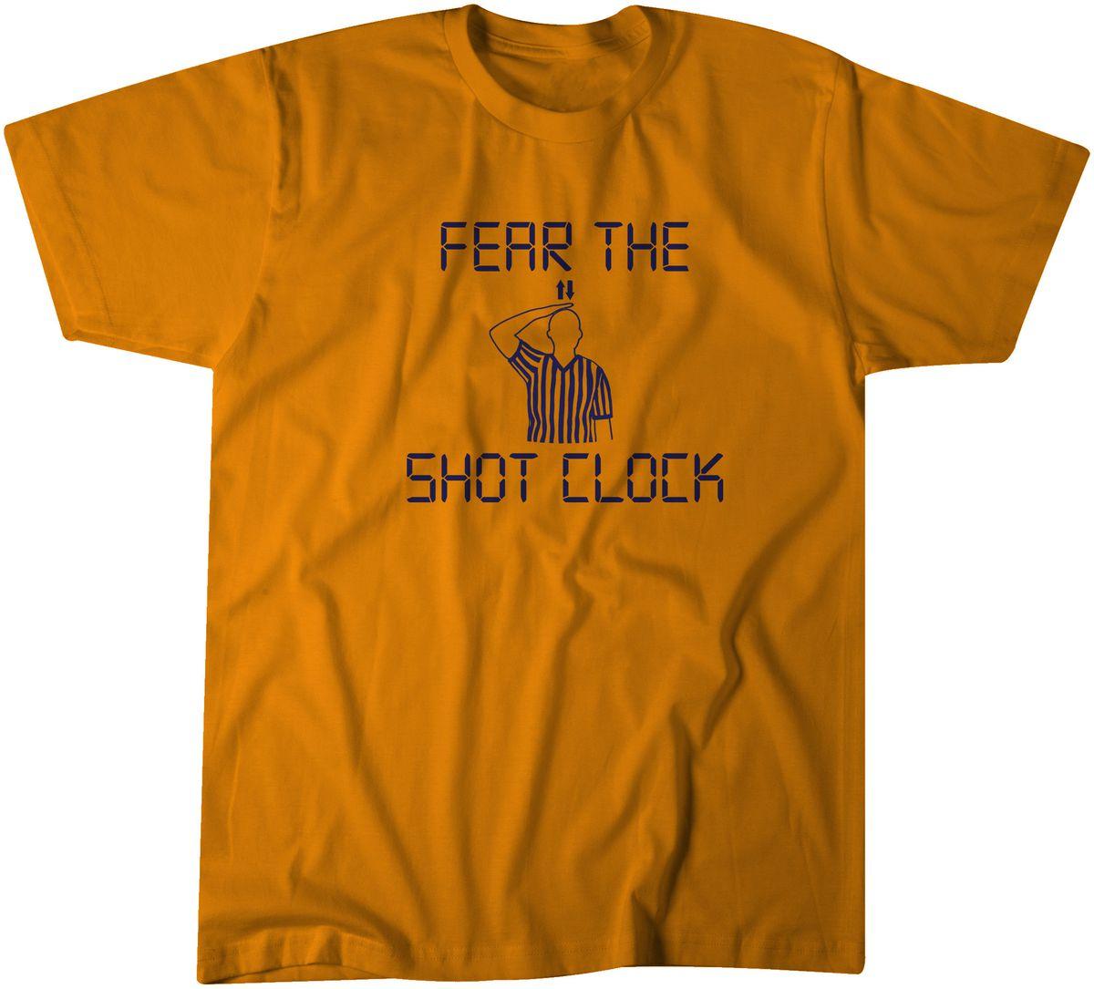 Fear the Shot Clock