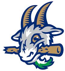 yard goat - 10 minor league baseball mascots we really want to eat