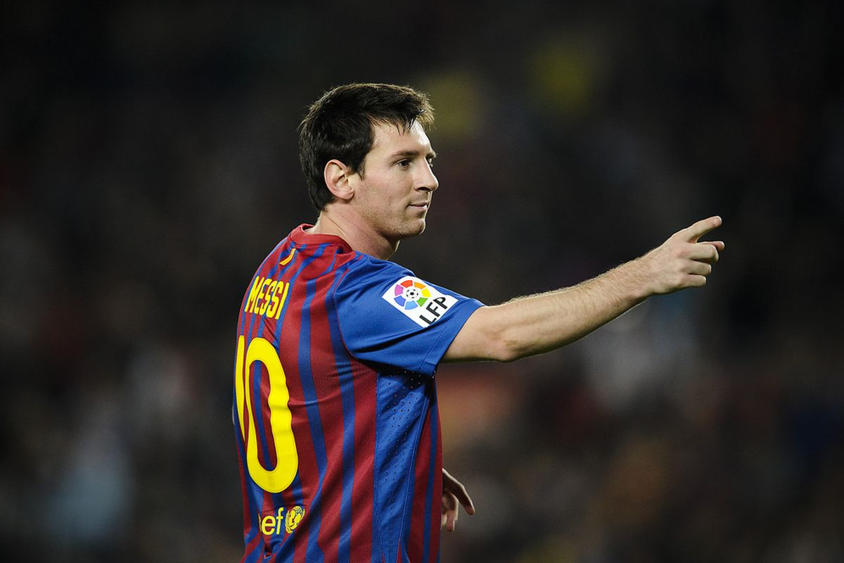 The press can't get enough of Leo Messi