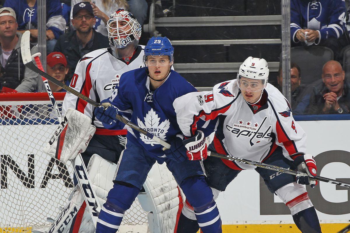 Washington Capitals v Toronto Maple Leafs - Game Four