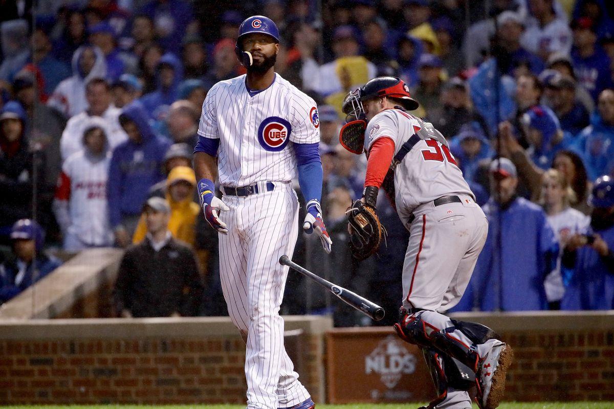 Divisional Round - Washington Nationals v Chicago Cubs - Game Four