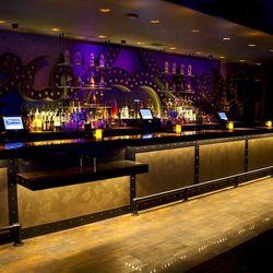 Another bar at Light Nightclub.