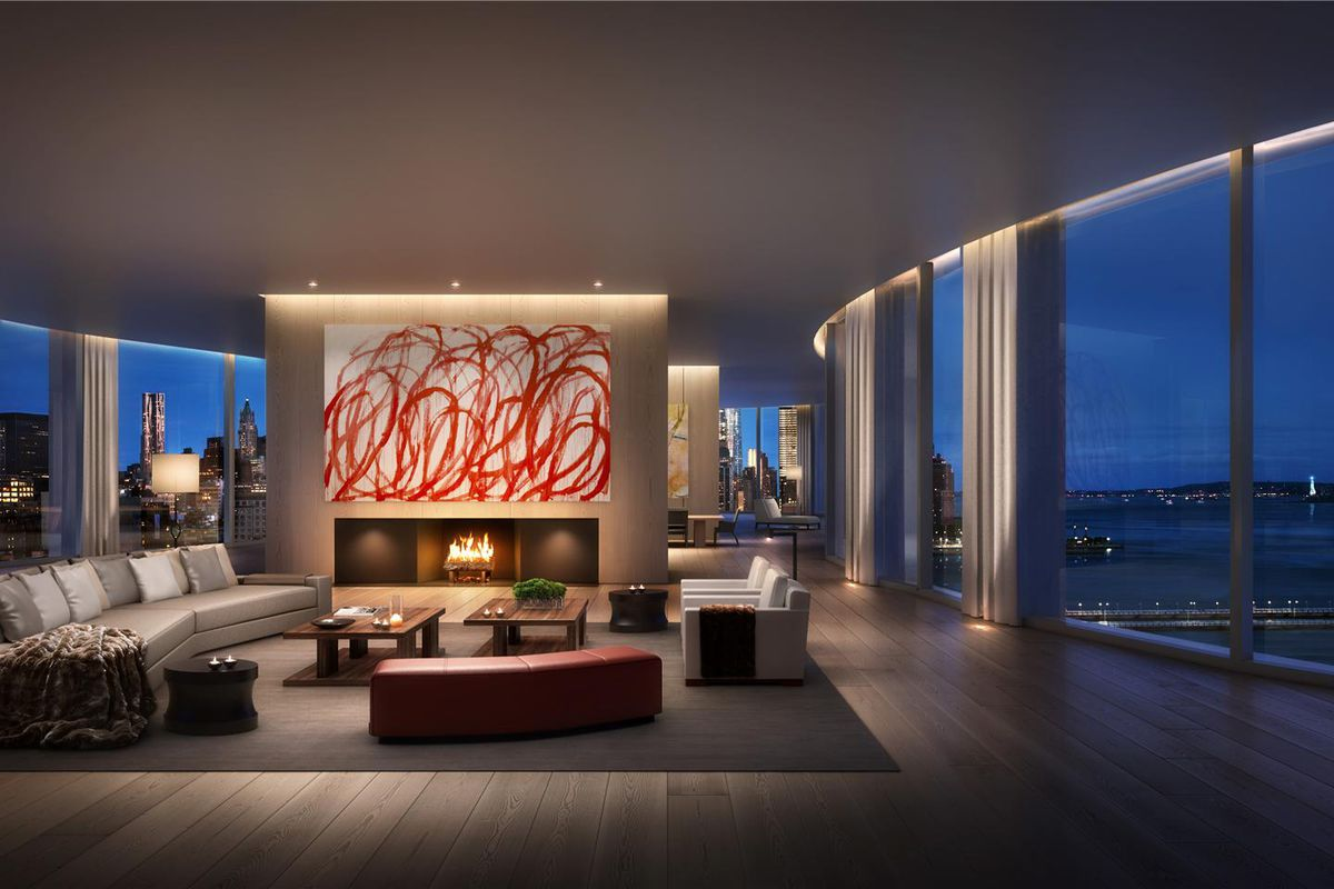 Half of 160 Leroy's erstwhile $80M penthouse is now in ...