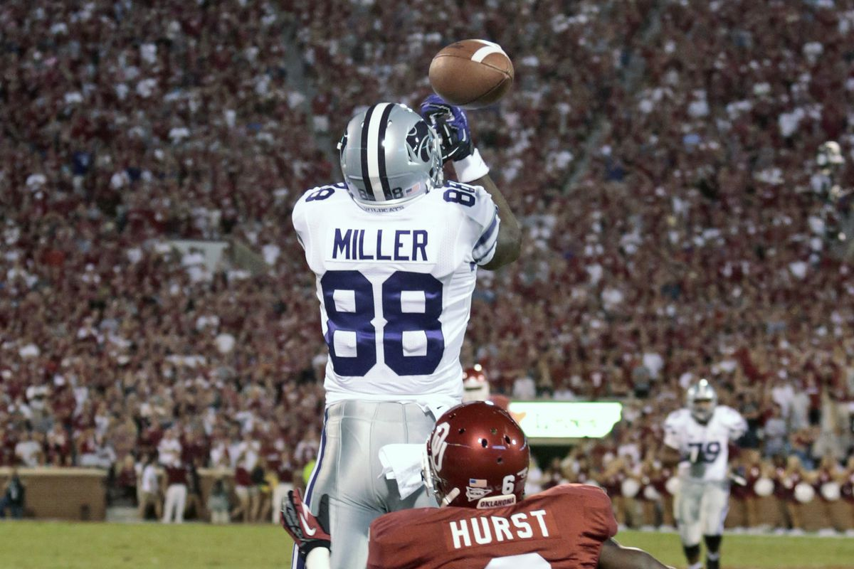 This is your time, Toe Miller. So don't drop the ball.