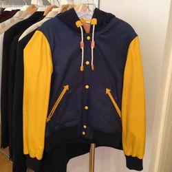 $200 varsity jacket