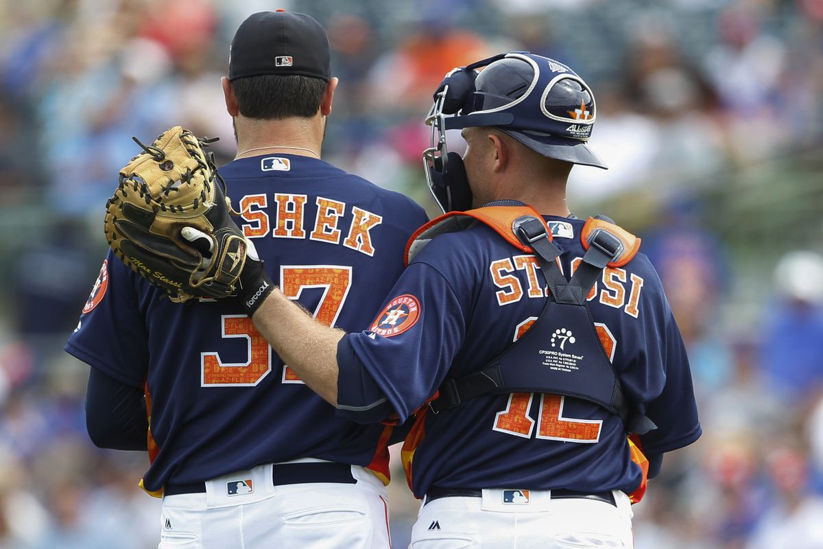 Max Stassi will join the Houston Astros as Jason Castro heads to the Paternity List.