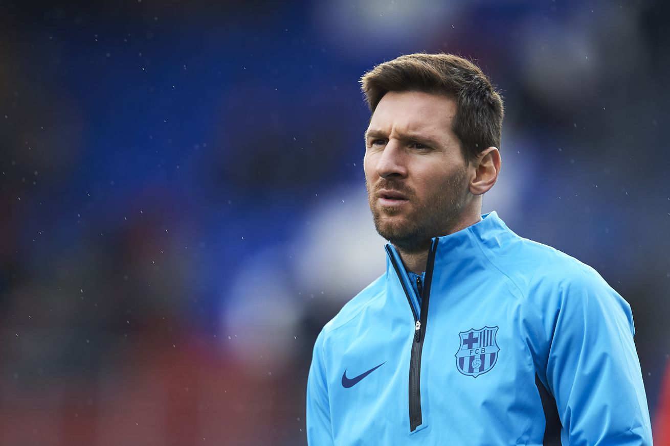 Messi talks Valverde, Liverpool and Copa del Rey final