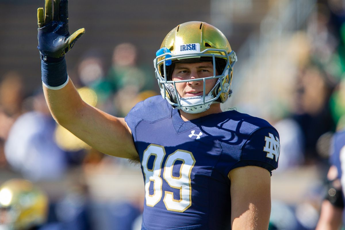 brock wright notre dame