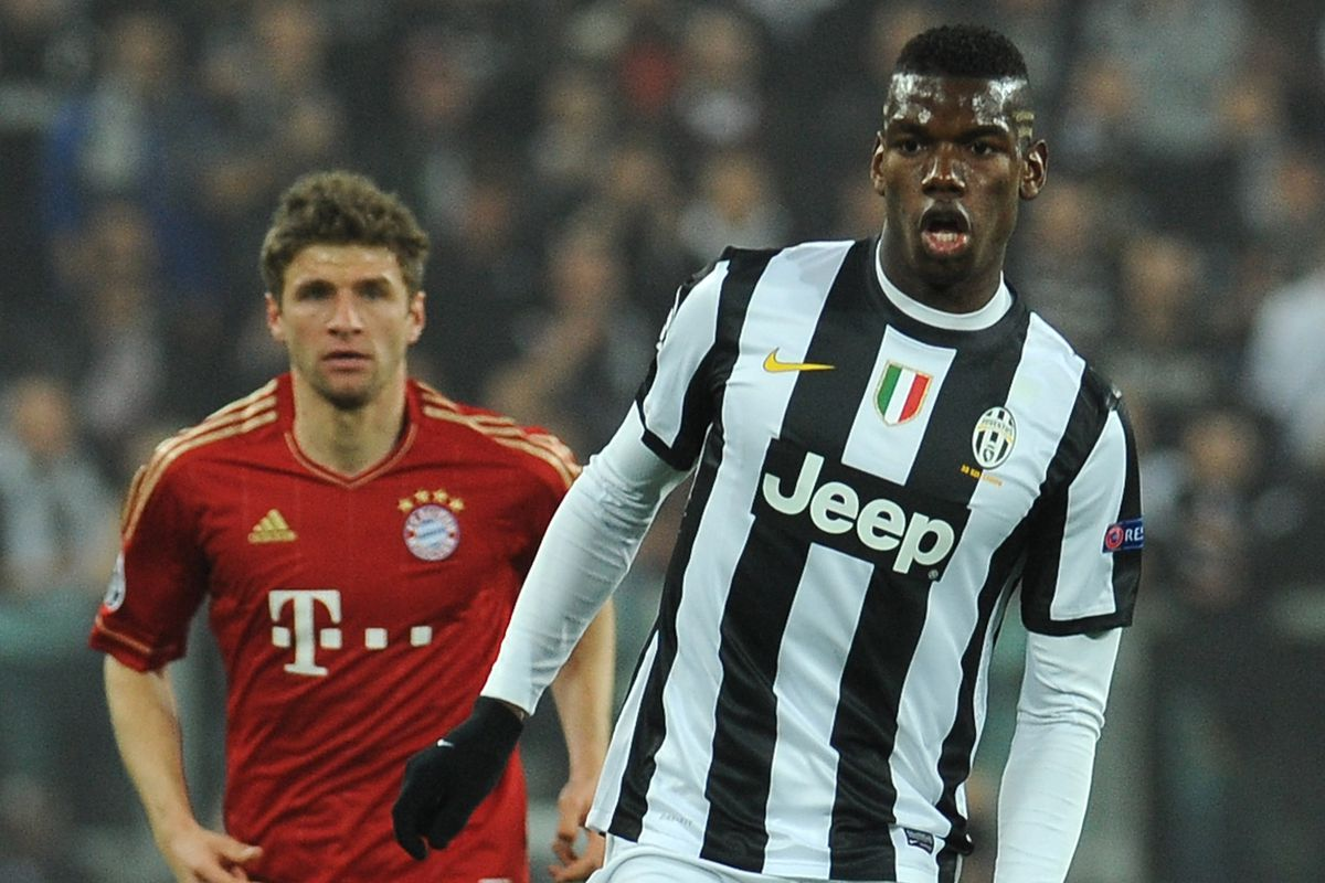 Paul Pogba and Juventus host Thomas Muller and Bayern Munich in what is sure to be a terrific Champions League matchup