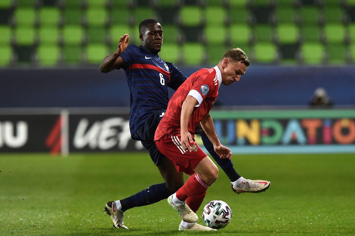 Russia v France - 2021 UEFA European Under-21 Championship