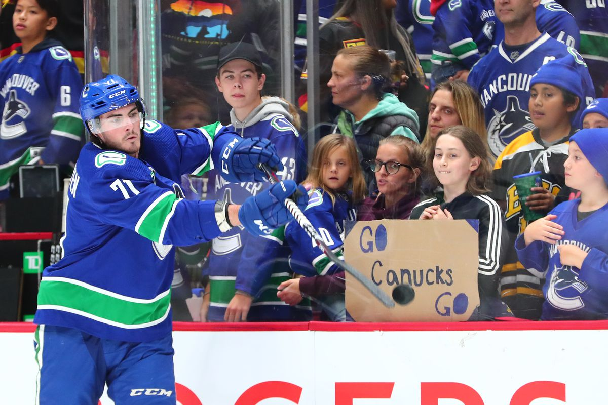 Vancouver Canucks recall Zack MacEwen & Tyler Graovac while Nikolay Goldobin continues to toil in AHL
