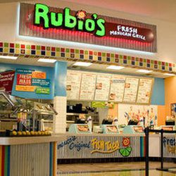 Rubio's fans are all about their fish tacos.