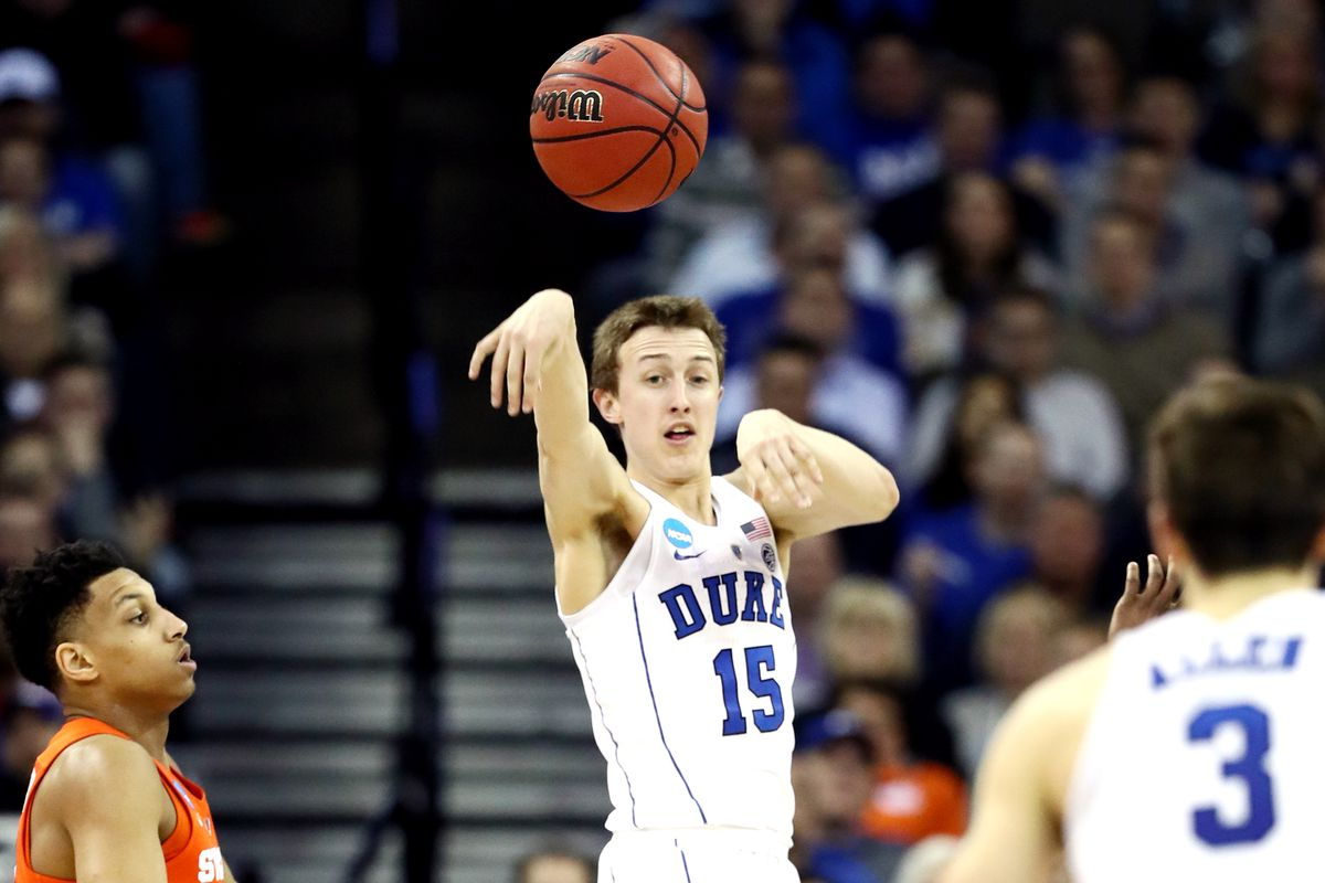 Duke Transfer Benefits From The NCAA's Transfer Change, Plays ...