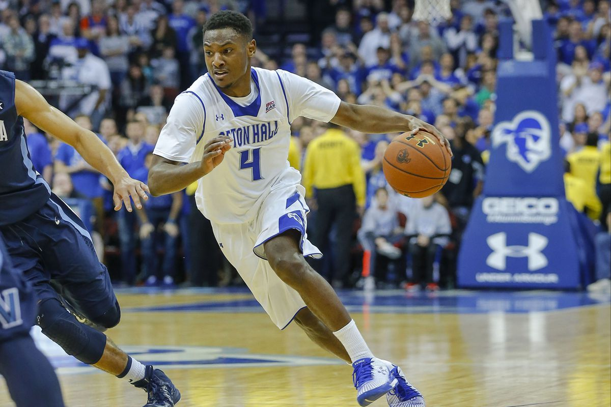 Point guards don't come a lot better than Sterling Gibbs.
