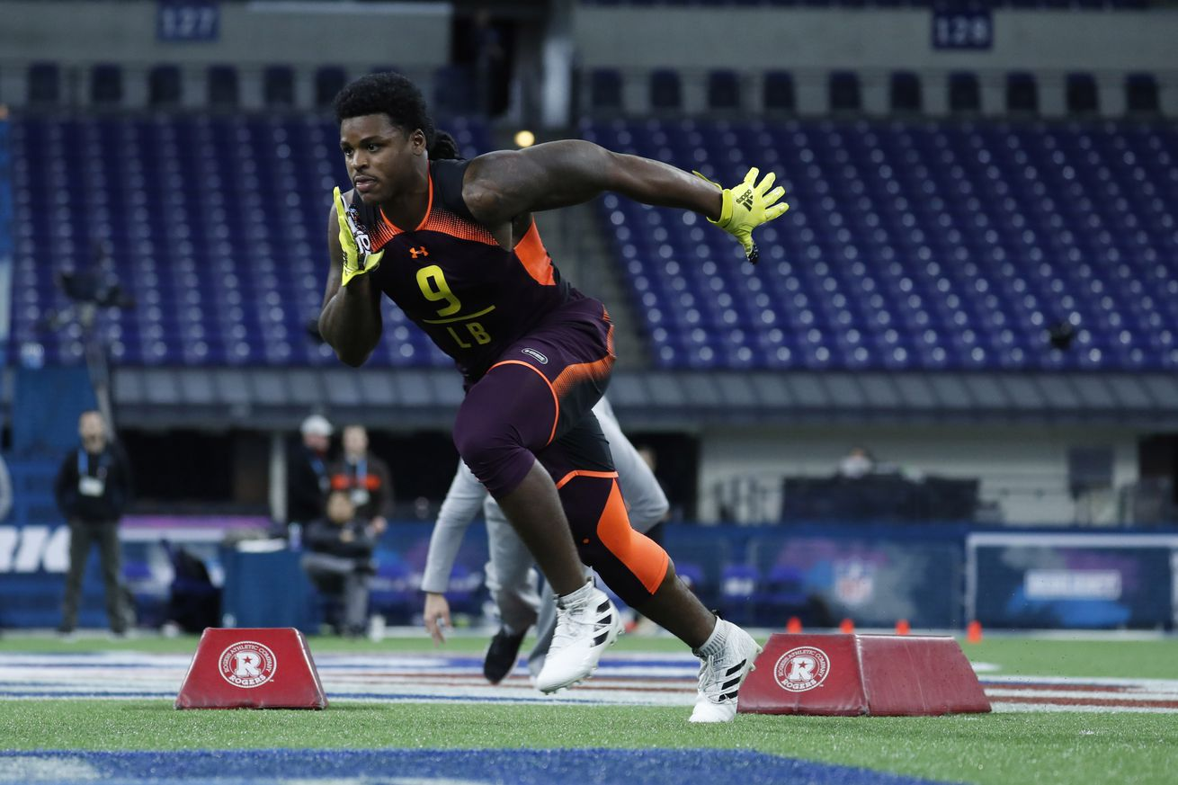 Michigan LB Devin Bush to visit with Ravens on Wednesday
