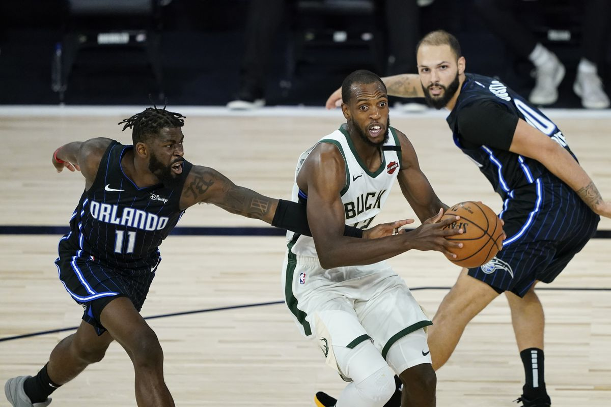 NBA DFS Picks: Magic vs. Bucks Game 5 DraftKings Showdown strategy, lineup advice - DraftKings Nation