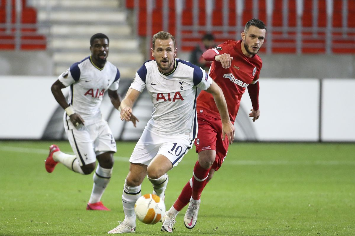 Three things we learned from Tottenham's Europa League loss to Royal Antwerp  - Cartilage Free Captain
