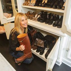 """""""I've worn these Hermès boots to pieces."""""""