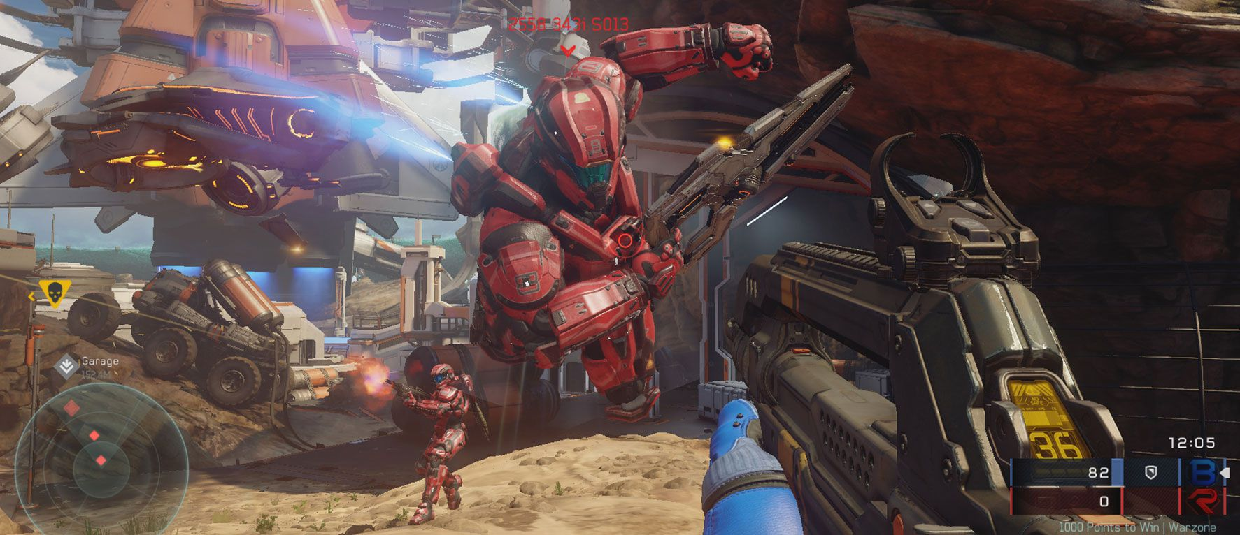 halo 5 interview screen 2