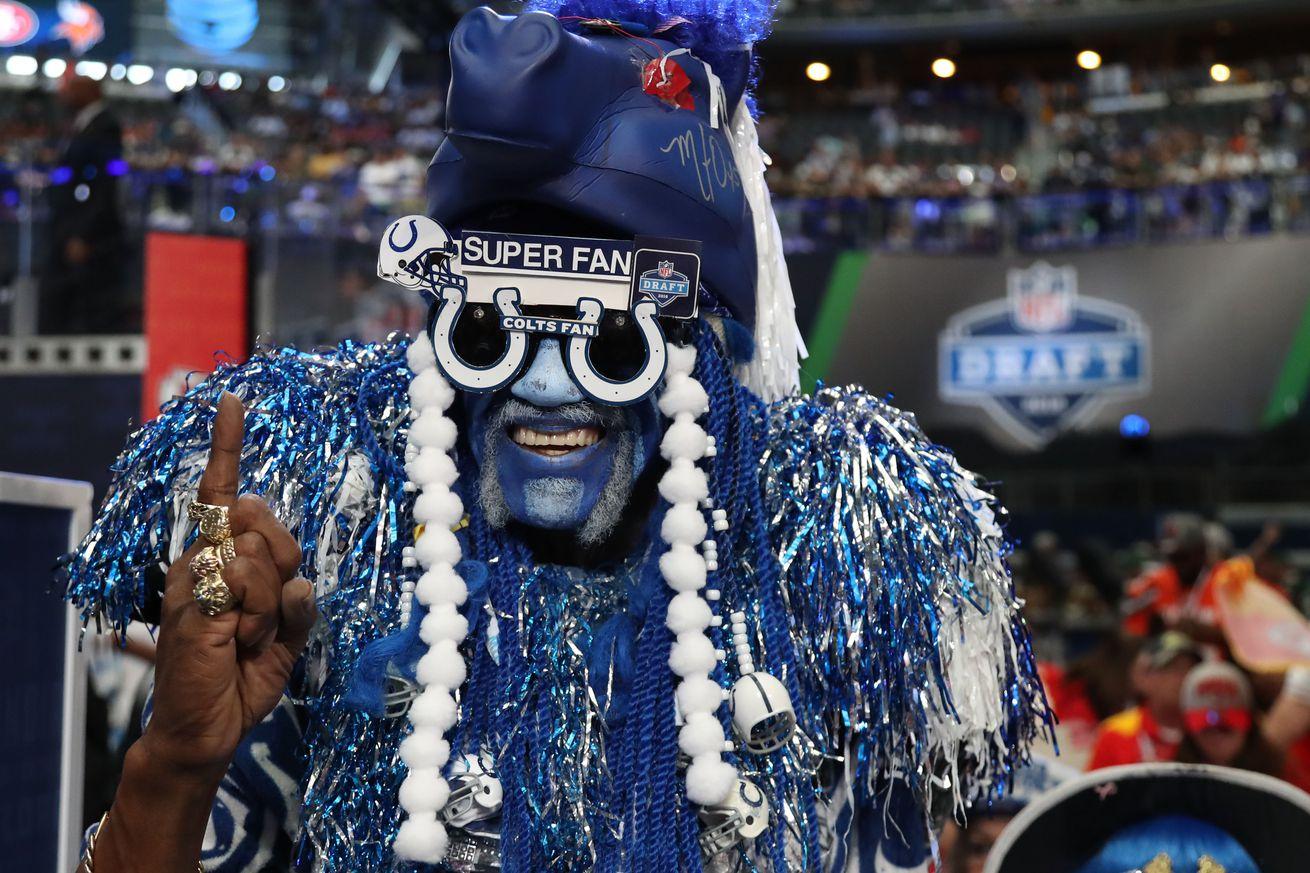 Colts News: Scouts explain Colts' 2019 Draft picks