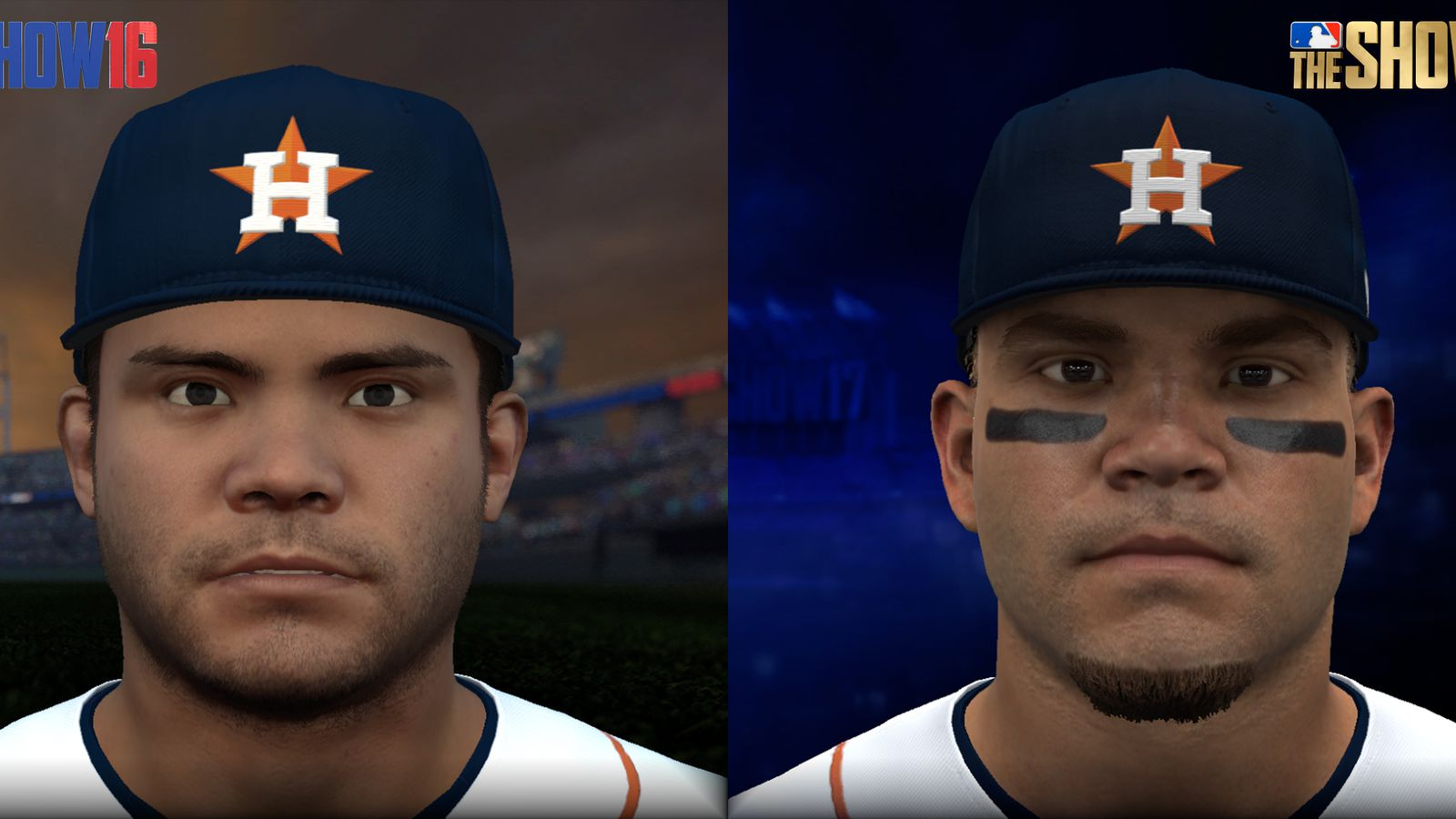 mlb the show 17 gives its stars a much needed makeover polygon. Black Bedroom Furniture Sets. Home Design Ideas