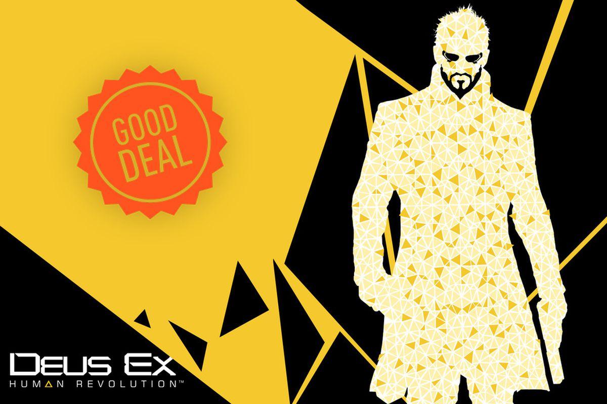 Deus Ex Human Revolution good deal