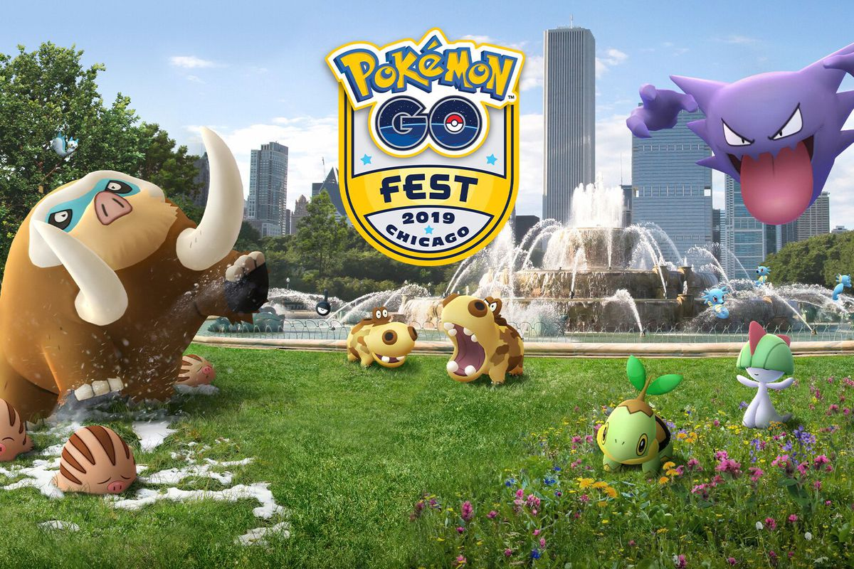 Pokémon Go Fest 2019: dates, cities, and ticket sales announced