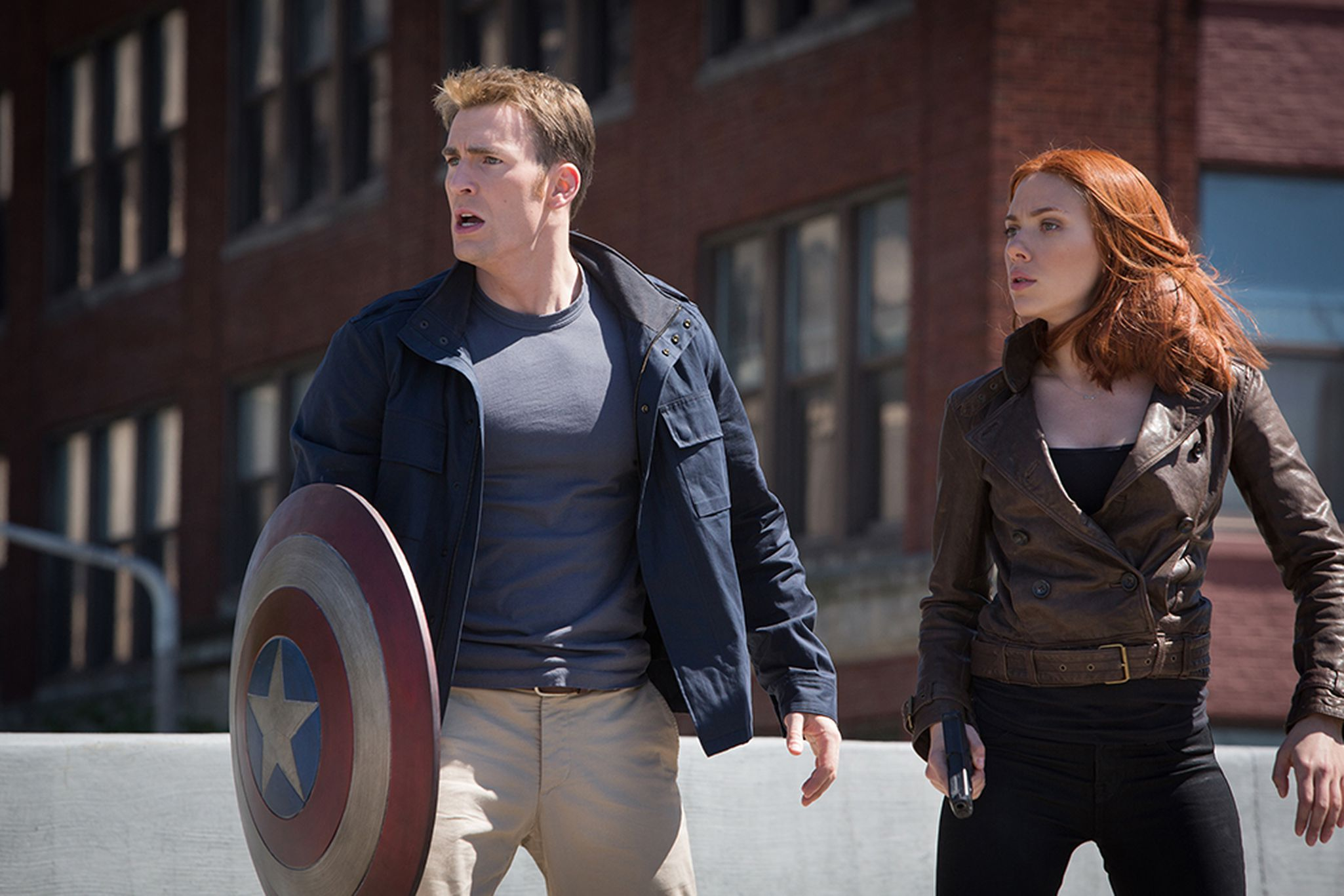 Captain America: The Winter Soldier' review | The Verge
