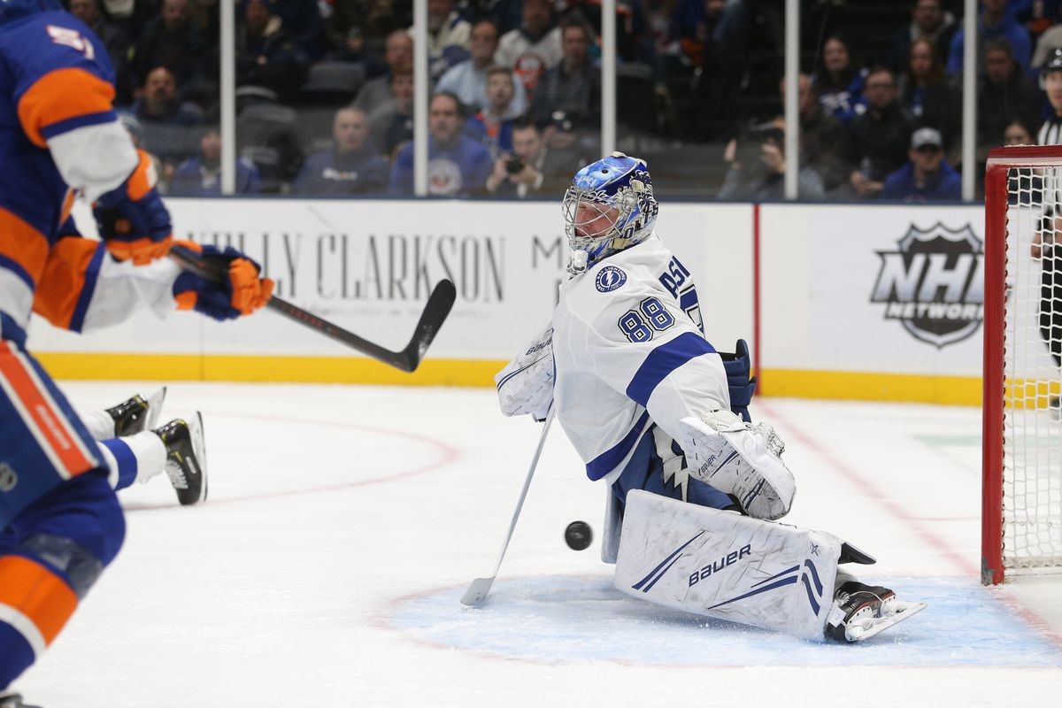 Super Shutouts A New Thing I Made Up When Andrei Vasilevskiy Had