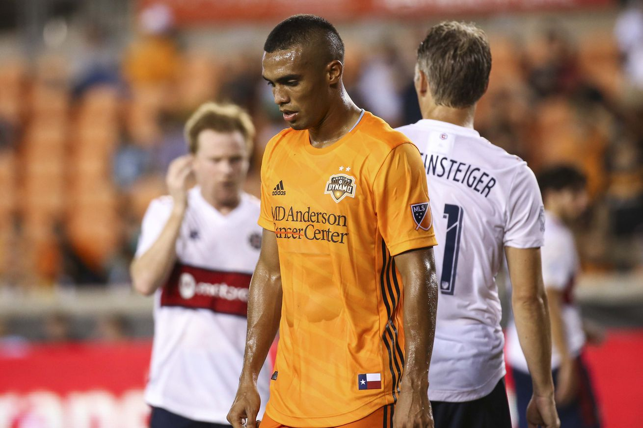 Houston Dynamo 0, Chicago Fire 1: Rate the Players and Quick Thoughts