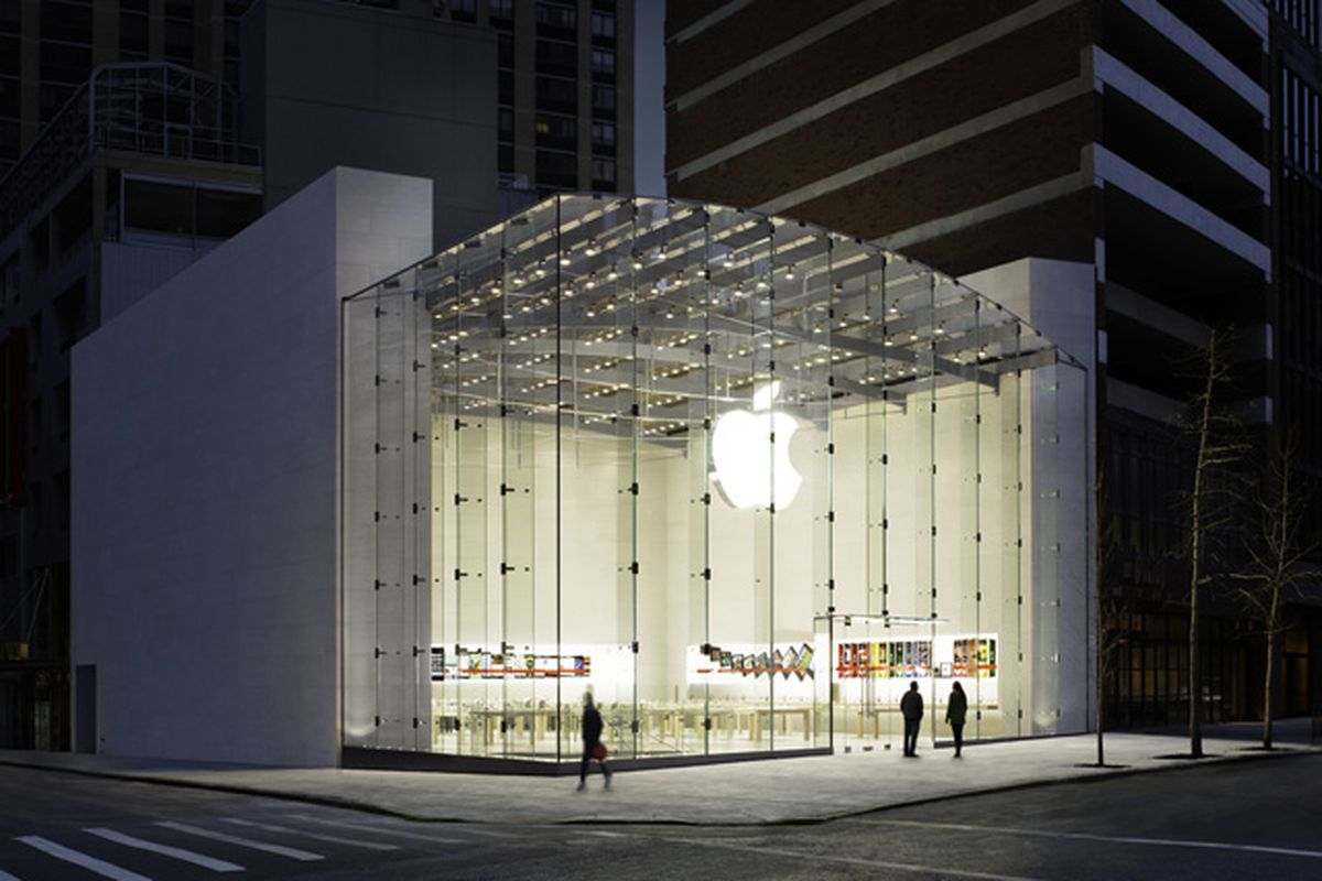 Apple Store NYC West