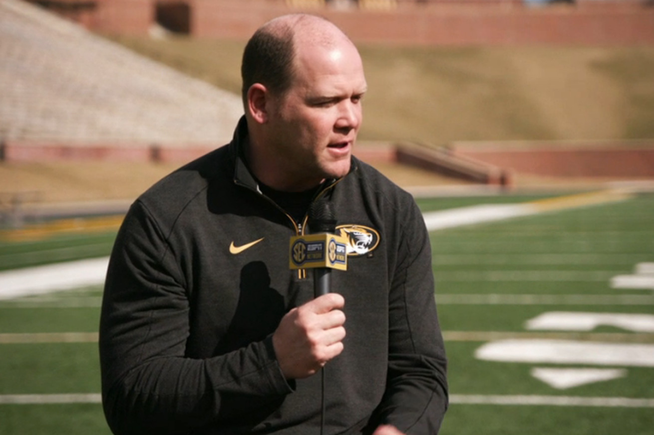 Barry Odom will address the media on Thursday during SEC Media Days.