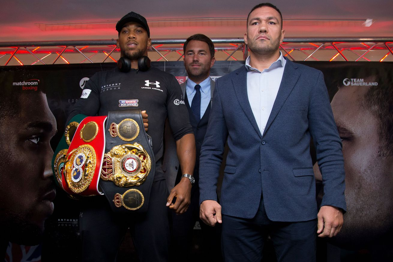 845631082.jpg.0 - Hearn: Extra precautions in place for Joshua-Pulev