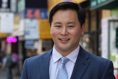 State Assemblymember Ron Kim (D-Queens)