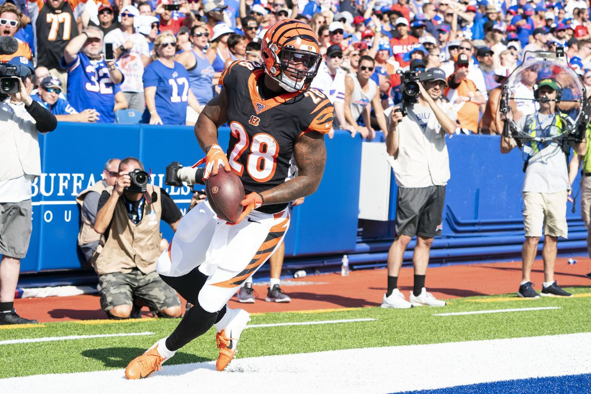 NFL: SEP 22 Bengals at Bills