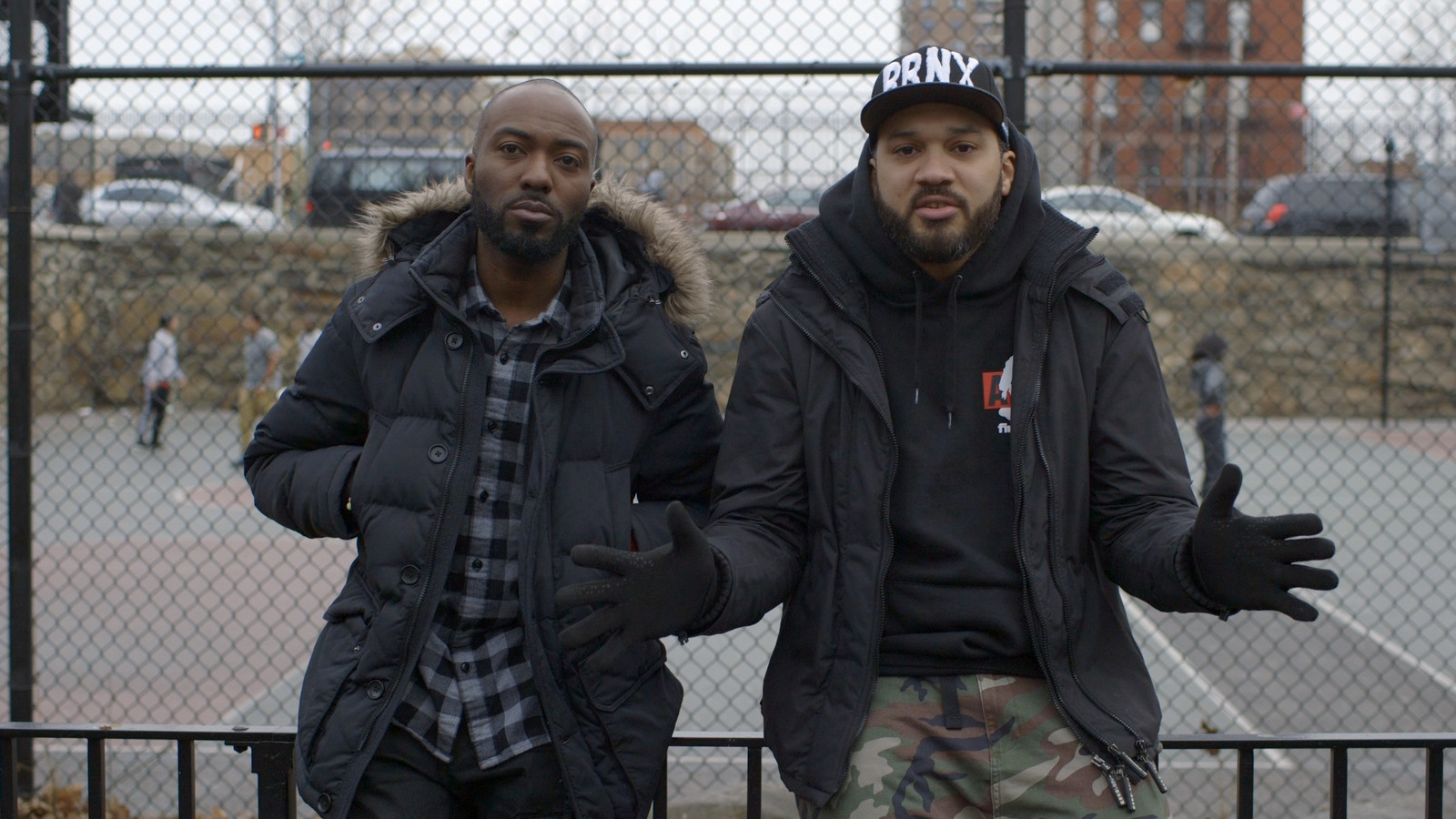 desus nice and the kid mero curbed